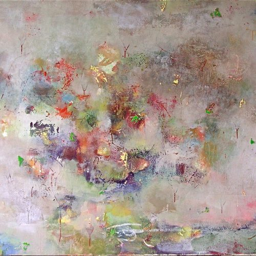 Multiple-Jazz-Influences-36x72-acrylic-on-canvas-2011-private-collection